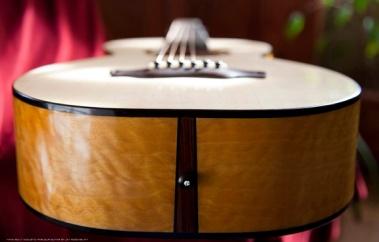 Parlor Guitar by Jay Rosenblatt