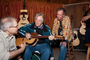 happy-traum-john-sebastian-and-howard-klepper. Photo © Jay Rosenblatt