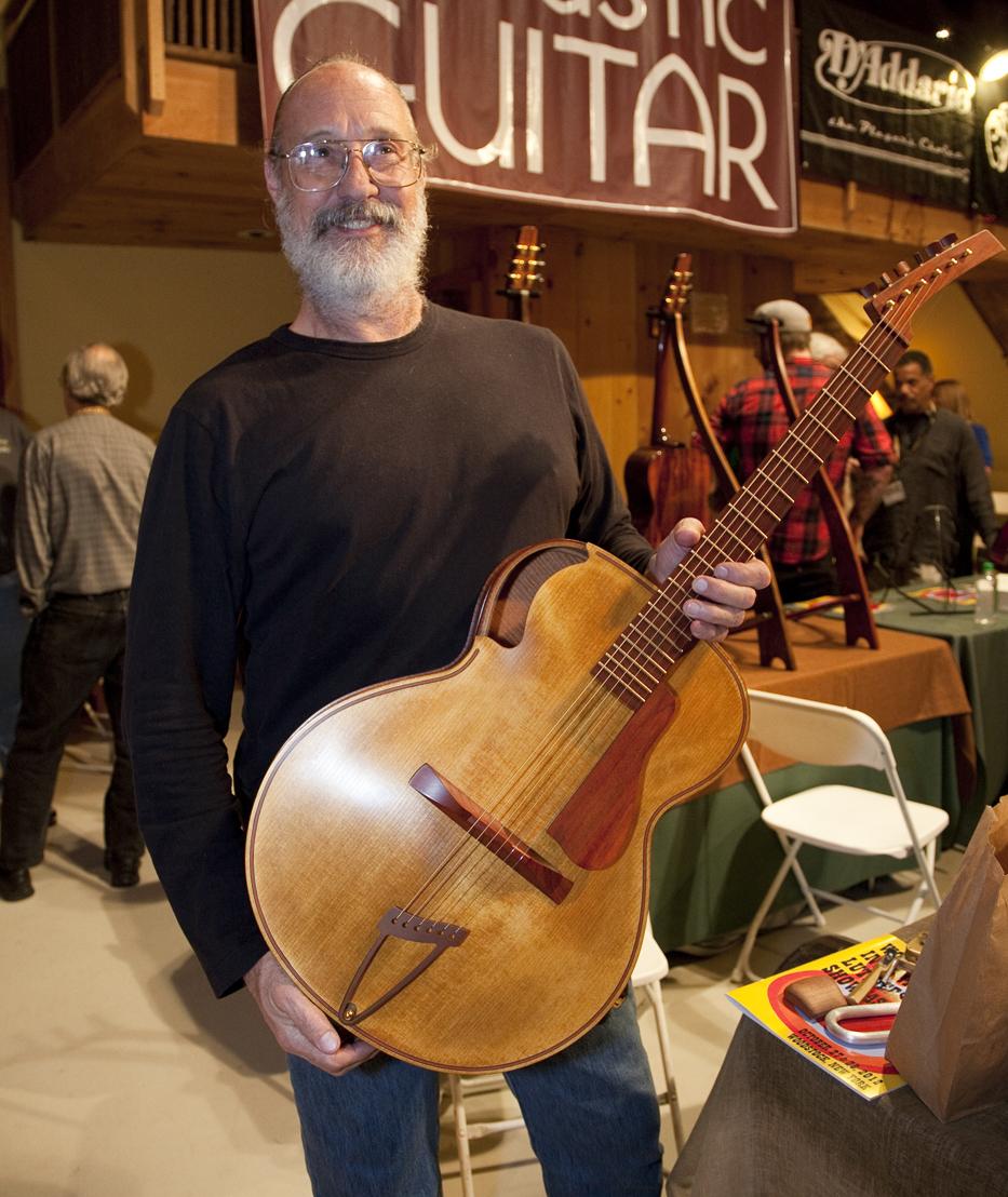 February 2013 – Jay Rosenblatt Guitars
