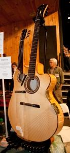 Linda Manzer's Picasso Guitar. Photo © Jay Rosenblatt.