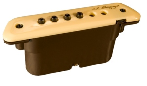 LR Baggs M1-A Active body sensitive acoustic pick-up