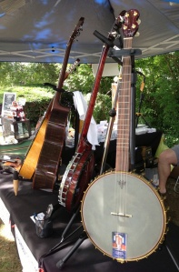 Mendel banjo at maplewoodstock sm