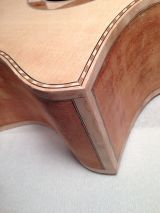 Binding detail on Cutaway by Jay Rosenblatt