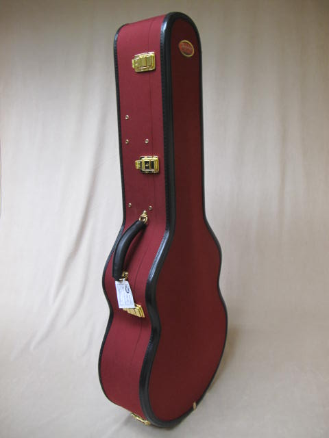 Ameritage custom case for Jay Rosenblatt Guitars