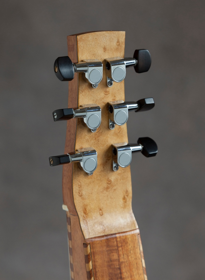 Weissenborn Lap Steel Guitar handbuilt by Jay Rosenblatt