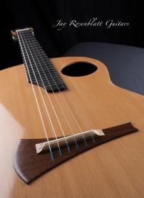 Kasha Classical Guitar by Jay Rosenblatt Luthier