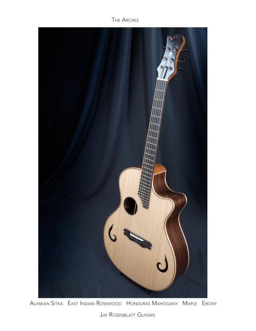 Jay Rosenblatt Guitars