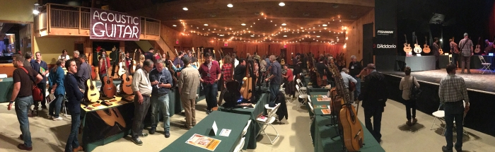 Woodstock Luthiers Showcase