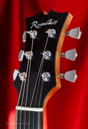 Rosenblatt Guitars Model PF in Moonwood spruce and Maple