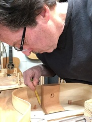 Jay Rosenblatt Luthier