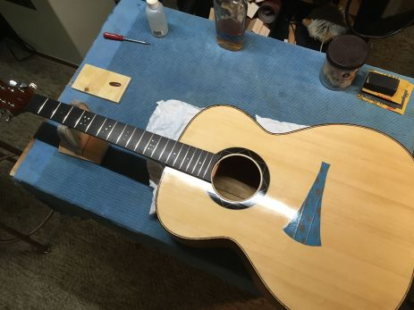 Rosenblatt Guitars Kasha Braced Steel String