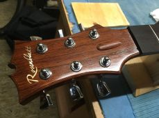 Rosenblatt Logo on headstock