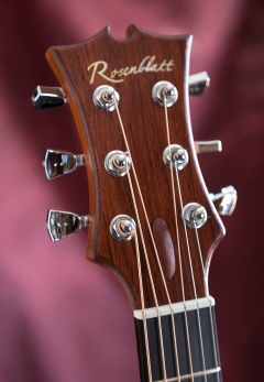 radially braced steel string by Jay Rosenblatt